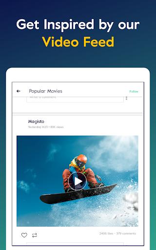 Magisto screenshot 23