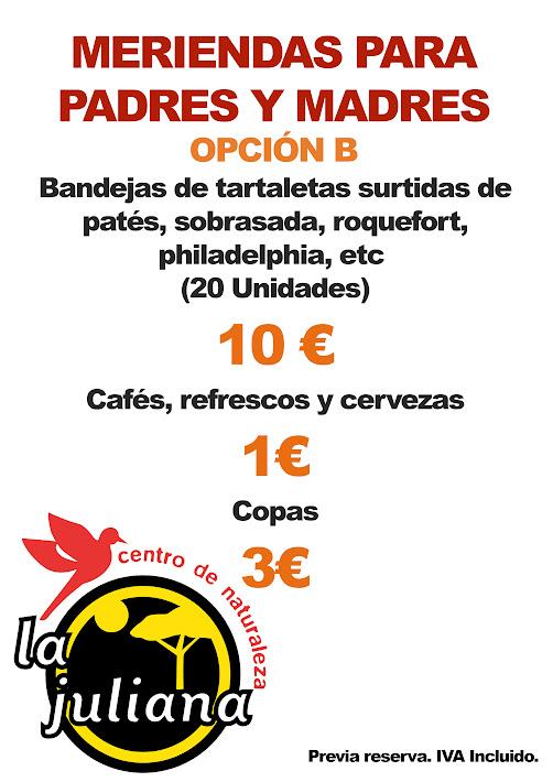 MERIENDAS PADRES OPCION B