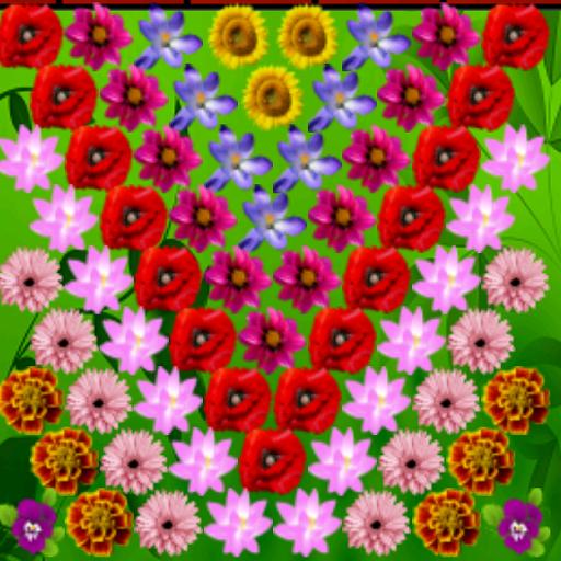 解謎App|Bubble Flowers LOGO-3C達人阿輝的APP