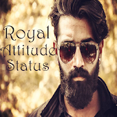 Royal Attitude Status Hindi