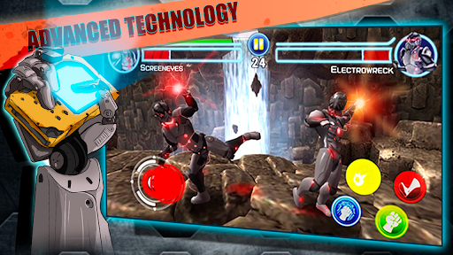 Steel Street Fighter ud83eudd16 Robot boxing game 3.02 screenshots 13
