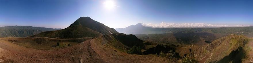 Photo: Indonesia, Bali, Gunung Batur Volcano