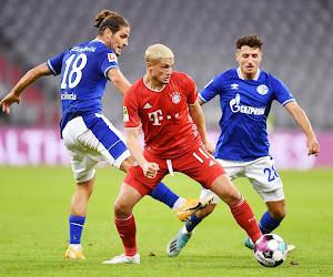 Jong talent van Bayern München op weg naar Leeds United