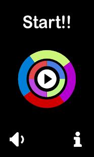 VR free game: fast 8 ballz - náhled