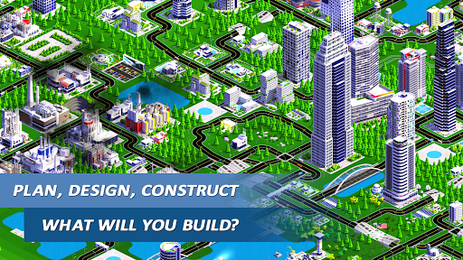 Designer City 2: city building game 1.18 Mod screenshots 2