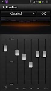 Music Player HQ screenshot 1