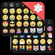 Hi Keyboard Color Emoji Style