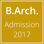 Architecture B.Arch Admission