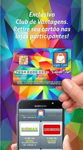LOJAS CARD Clube de Vantagens screenshots 2
