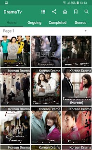 Drama Tv - Watch Drama English Sub Online Screenshot
