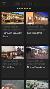 Turismo Valle del Jerte- screenshot thumbnail