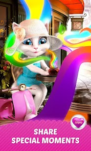 Talking Angela Screenshot 4