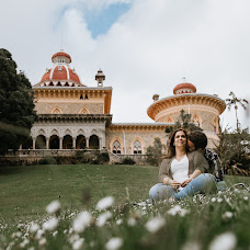Wedding photographer Fábio Santos (PONP). Photo of 04.05.2018