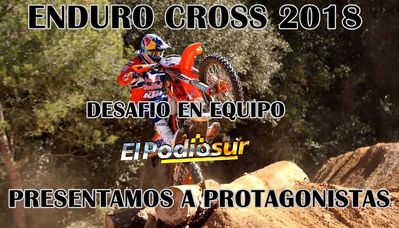 Un equipo que se las trae para el Enduro Cross