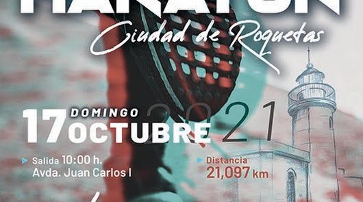 Abierto el plazo de inscripción para la 'IV Media Maratón Ciudad de Roquetas'
