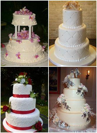 wedding cake decorating ideas wedding cake easy wedding cake