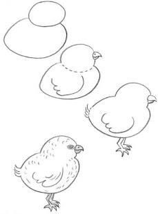 easy drawing animal for kids screenshot thumbnail