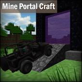Mine Portal Craft: beginning