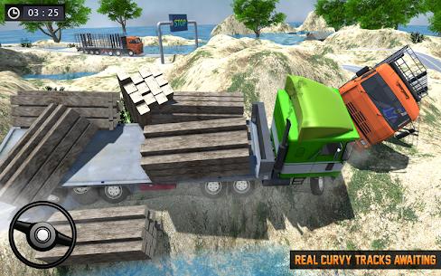 Real Cargo Truck Simulator Transport Driver 3