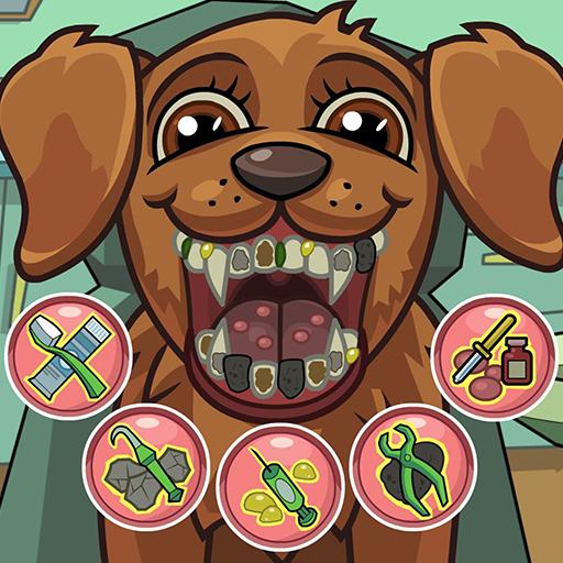 Pet Crazy Dentist Icon