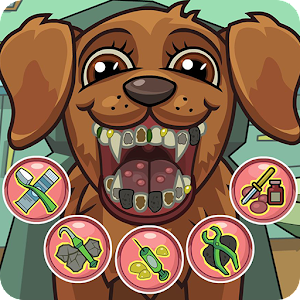 Pet Crazy Dentist for PC and MAC