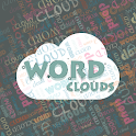Word Clouds: Wordle word art icon