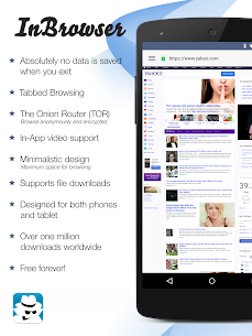 InBrowser – Incognito Browsing Apk Latest Version Download For Android 7