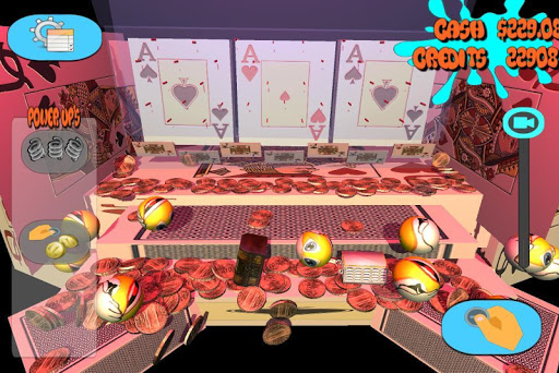 Penny Arcade Coin Dozer cash  screenshots 5