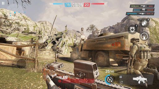 Warface: Global Operations u2013 Gun shooting game,fps  screenshots 4