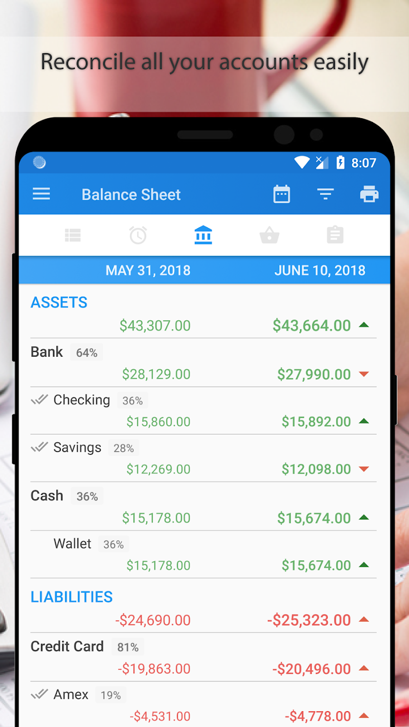 Bluecoins- Finance, Budget, Money, Expense Tracker Screenshot 6