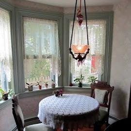Breakfast Nook by Marla Kaufman - Novices Only Objects & Still Life (  )