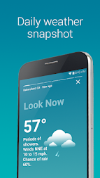 Weather Radar & Live Maps with The Weather Channel APK screenshot thumbnail 4