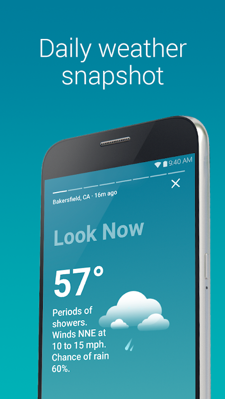 The Weather Channel: Local Forecast & Weather Maps screenshots