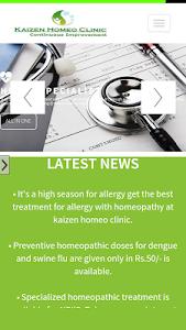 Kaizen Homeo Clinic screenshot 2