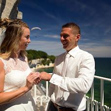 Wedding photographer Kamilla Krøier (Kamillakroier). Photo of 07.08.2018