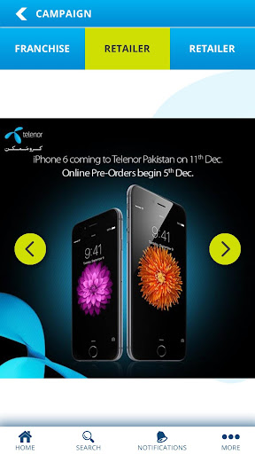 Telenor Apollo 10.3 screenshots 2