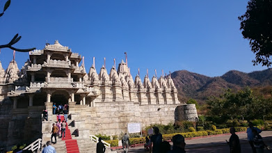 Photo: jain temple, ranakpur