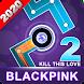 BLACKPINK Dancing Balls:KPOP Music Dance Line Game