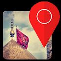 الطريق الى كربلاء (قياس المسافة ) icon