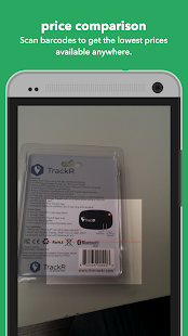 ShopSavvy UPC Barcode Scanner- screenshot thumbnail