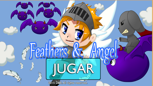 Feathers and Angel