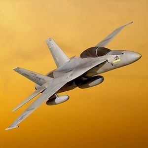 F18 Flight Simulator for PC and MAC