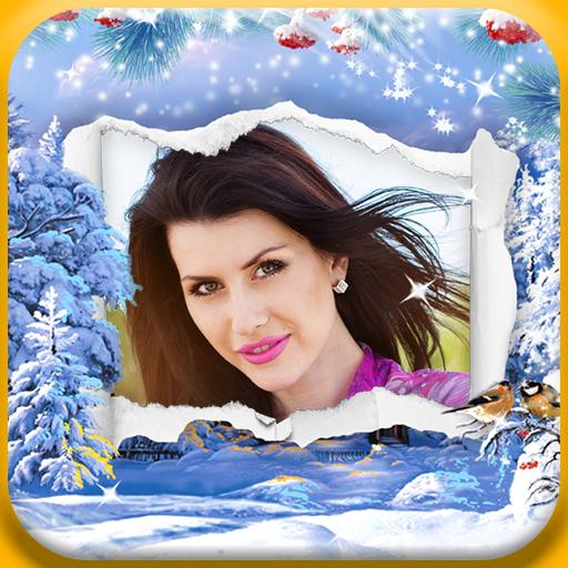 冬季相框 攝影 App LOGO-硬是要APP