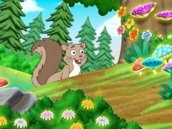 Dora dans et la Forêt Enchantée, partie 2 : Le Secret de l'Atlantide