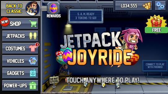 Jetpack Joyride MOD APK 5