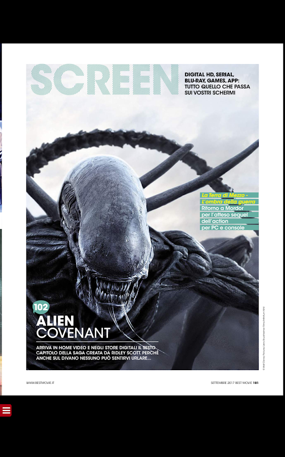 Best Movie Magazine- screenshot