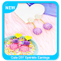 Cute DIY Sprinkle Earrings APK icon