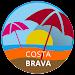 Playas Costa Brava icon