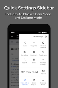 Hermit • Lite Apps Browser Apk Latest Version Download For Android 2