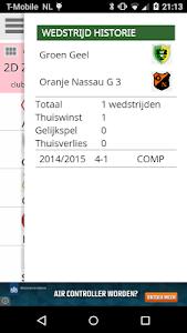 Damesvoetbal screenshot 4